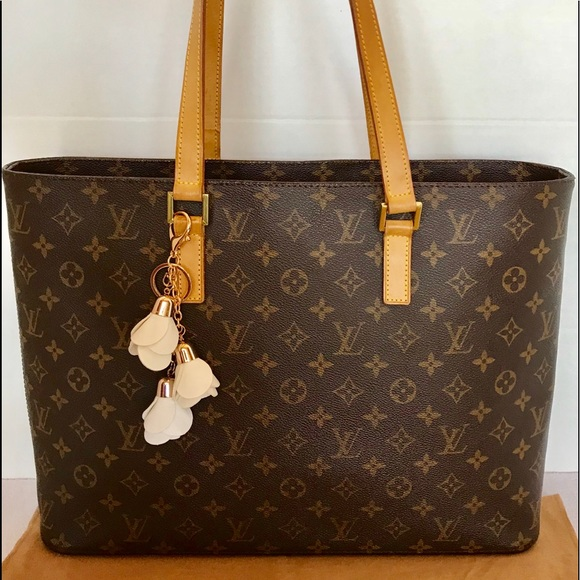 Authentic LOUIS VUITTON Luco Tote Bag ee8f9cd480148